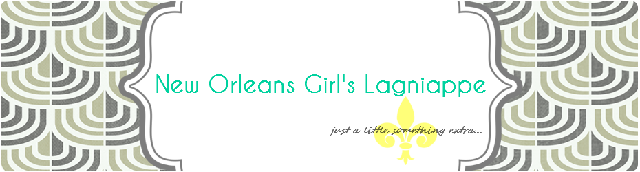 New Orleans Girl's Lagniappe