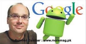 Android diakuisisi oleh Google
