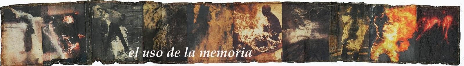 Carla Rippey: El uso de la memoria