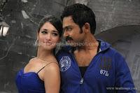 Hot, actress, tamanna, pics, siruthai, with, karthi