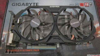 Gigabyte R9 270 OC