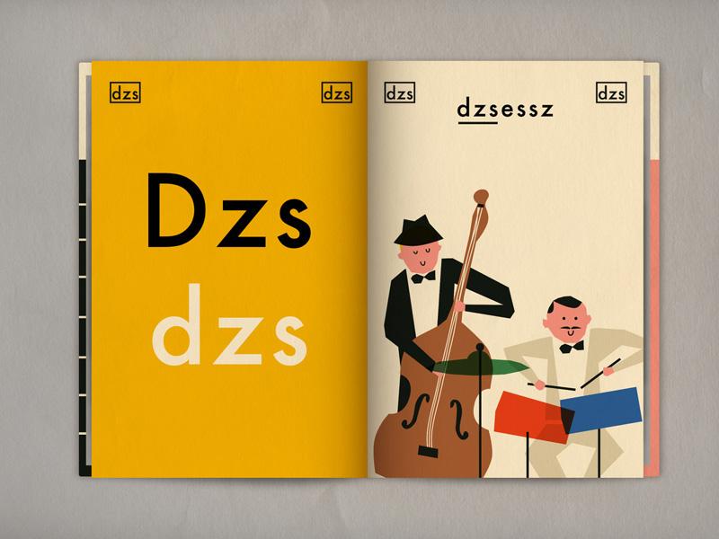 diario ilustrado de las vacaciones de Rebeca por Anna Kövecses