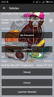 BBM Monkey Tema 2.9.0.5.1 Apk