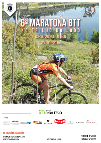 6ª Maratona BTT no trilho do lobo