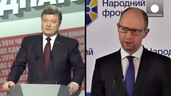 Будущая коалиция в Верховной Раде не против оставить Яценюка на должности премьер-министра