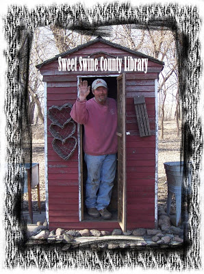 Rare Promotional Video Dicovered in Sweet Swine County Outhouse Library