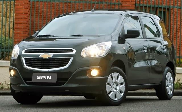 Harga Dan Spesifikasi Chevrolet Spin Yogyakarta