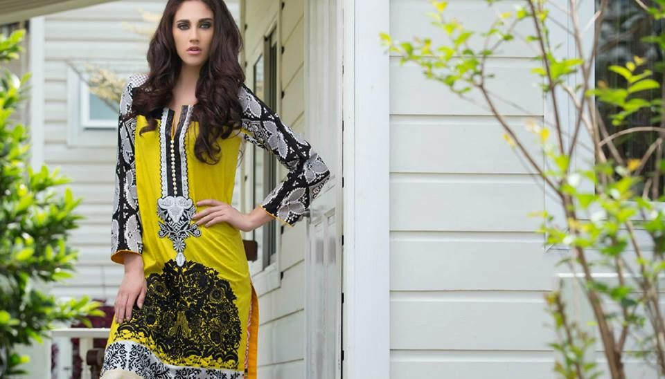 Firdous summer collection dresses