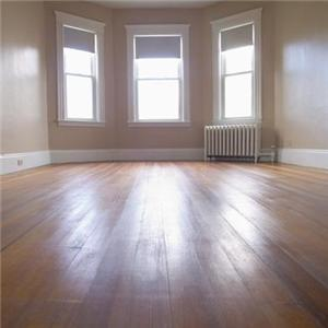 empty room: a few unimportant things