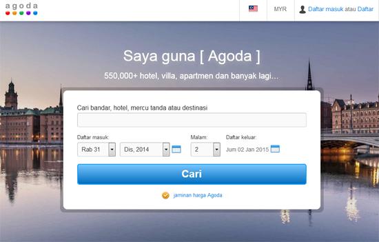 Booking Hotel Online Menguntungkan