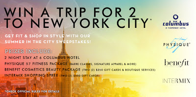 Beauty, Fitness, and A Trip to NYC, Oh My!
