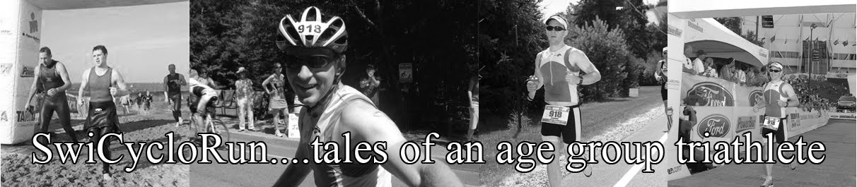 SwiCycloRun....tales of an age group triathlete