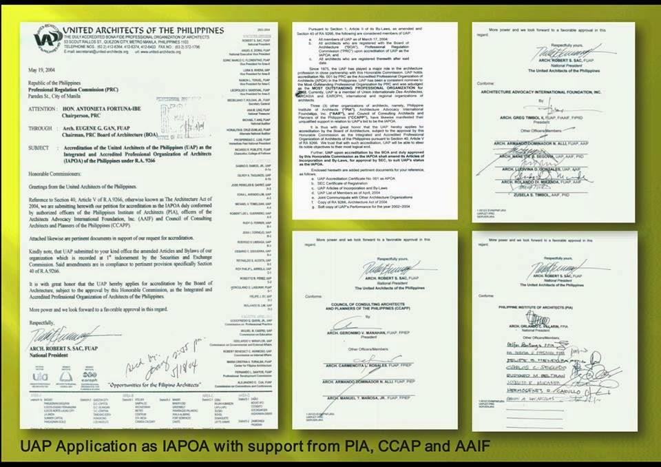 ra 9266 architecture act of 2004 Ra9266 the architecture act of 2004 prevails over ra10912 the since cpd mandate is present already to the provisions of ra 9266 prior to ra10912 which is a.