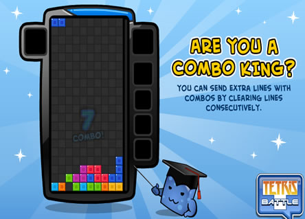 Top 10 List of Most Popular Facebook Games 2013 TETRIS BATTLE