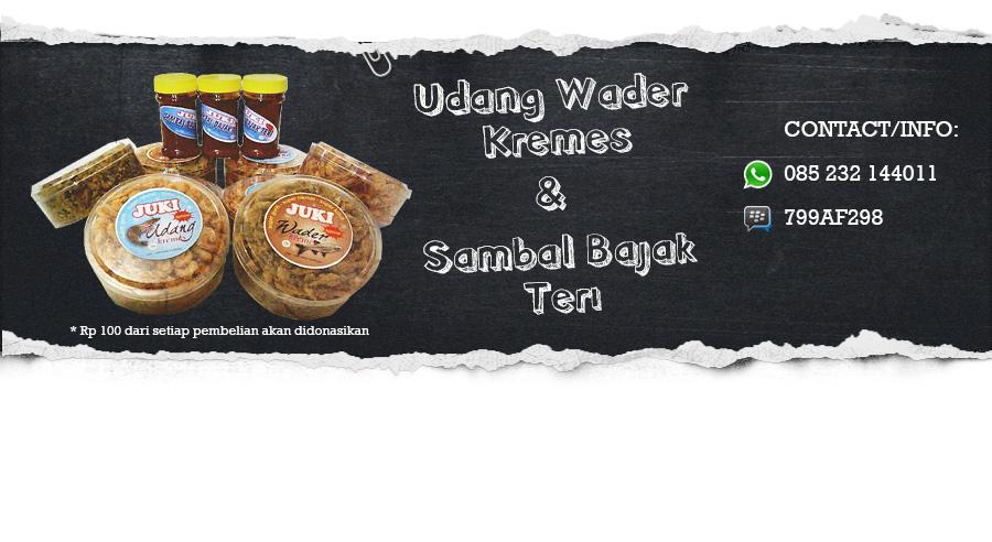 Udang Kremes dan Wader Kremes Asli Surabaya