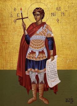 Azi 27 august praznuirea Sfantului Mare Mucenic Fanurie !