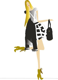 Fashion Illustrations by Clau
