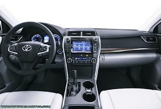2016 Toyota Camry XLE V6 Price Interior