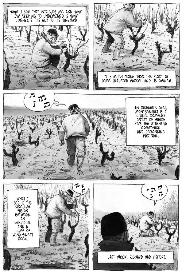 gay cartoonist etienne
