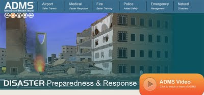 Advanced Disaster Management Simulation