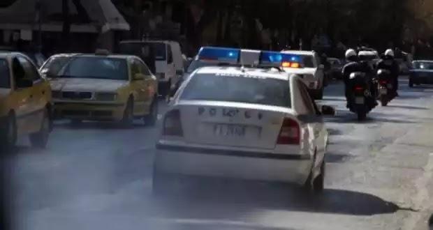 Απίστευτα πράγματα συμβαίνουν στην Ελλάδα – Κακοποιοί με όπλα έκλεψαν περιπολικό της ασφάλειας