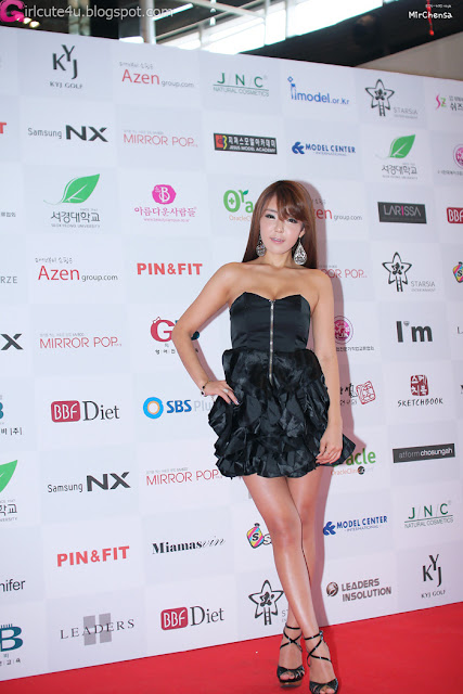 5 Hwang Ri Ah - Asia Model Festival Awards-very cute asian girl-girlcute4u.blogspot.com