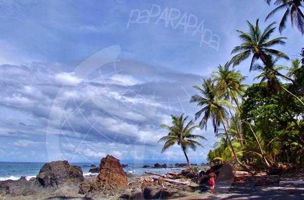 Pavones, pura vida y surf salvajes, Costa Rica.