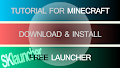 HOW TO GET FREE  launcher for Minecraft ▽