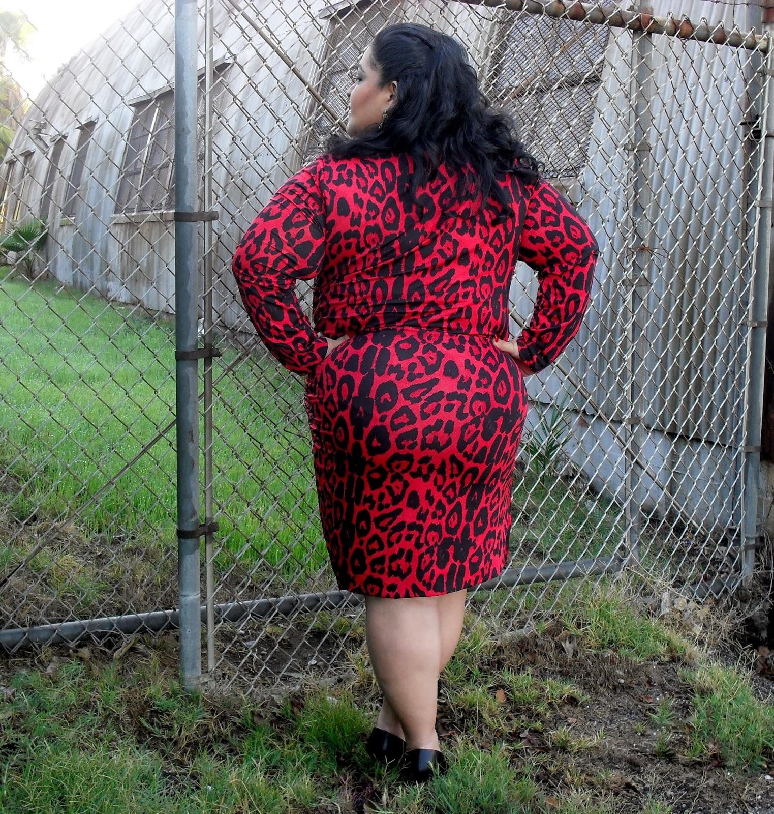 Chubby Pawg Dress