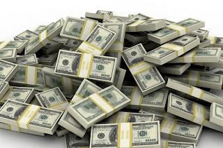 pile of cash 26 millions cash