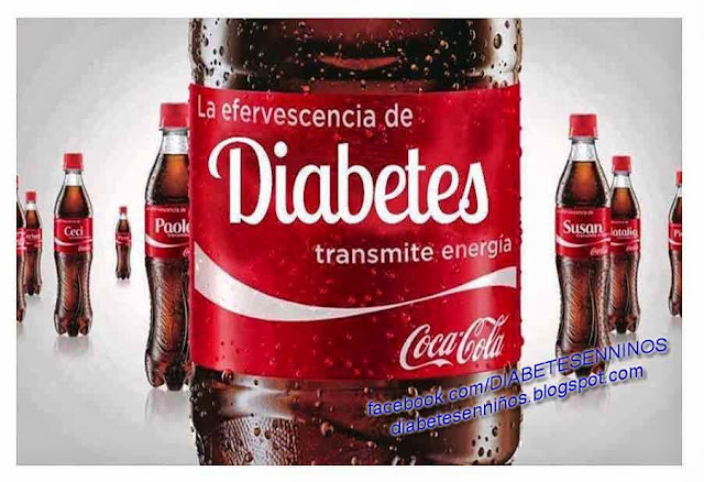 LAS GASEOSAS  Y LA DIABETES