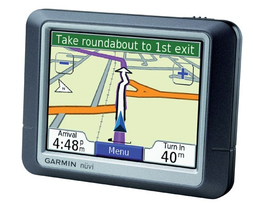 Garmin Map Updater