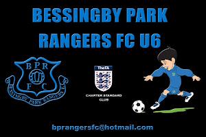 Bessingby Park Rangers U6
