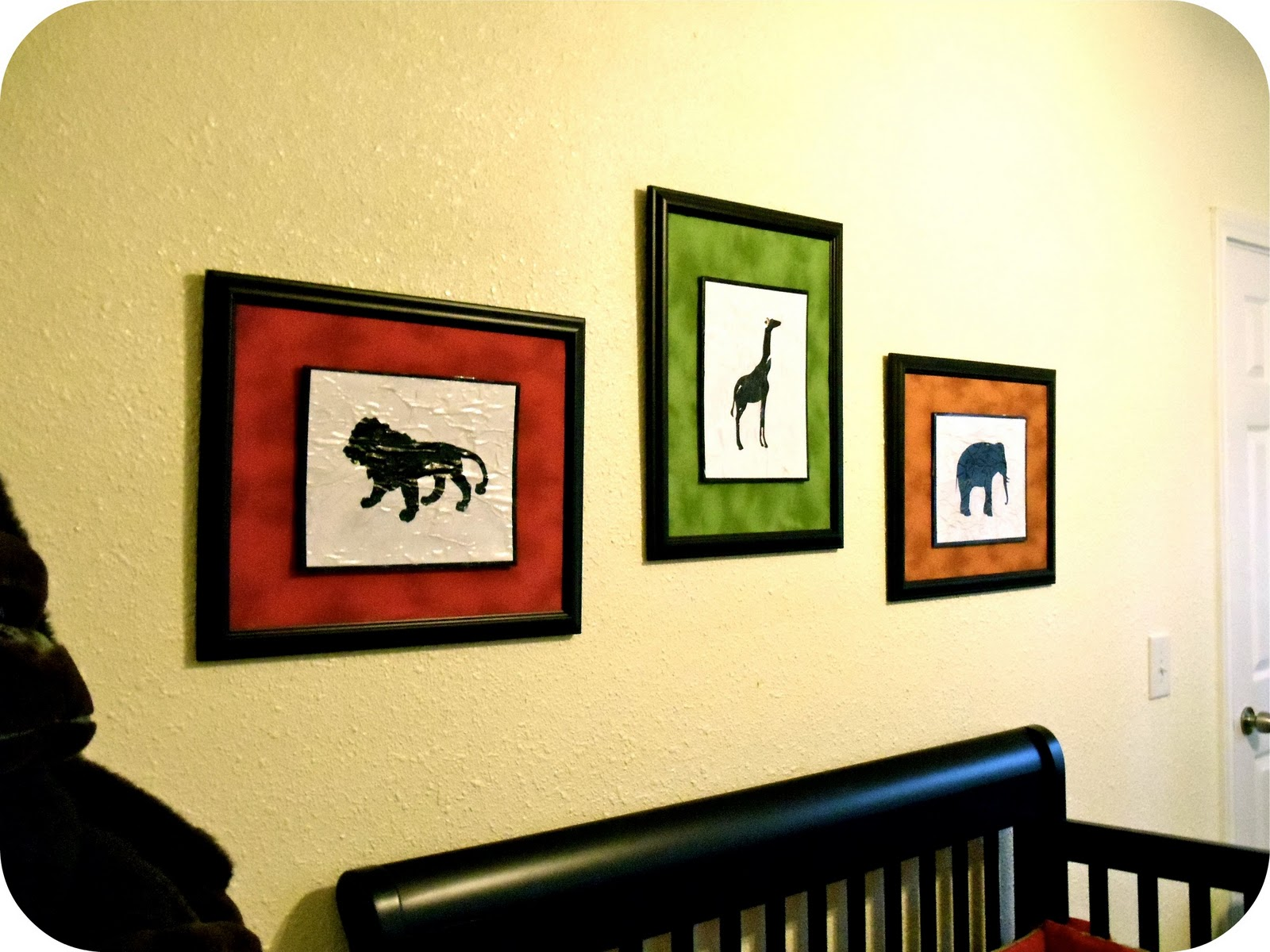 Kayla LeBaron Interiors: DIY Inexpensive Wall Art