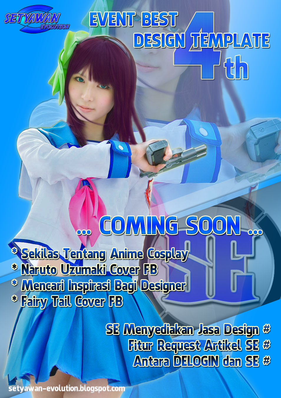 SE Magazine Cover