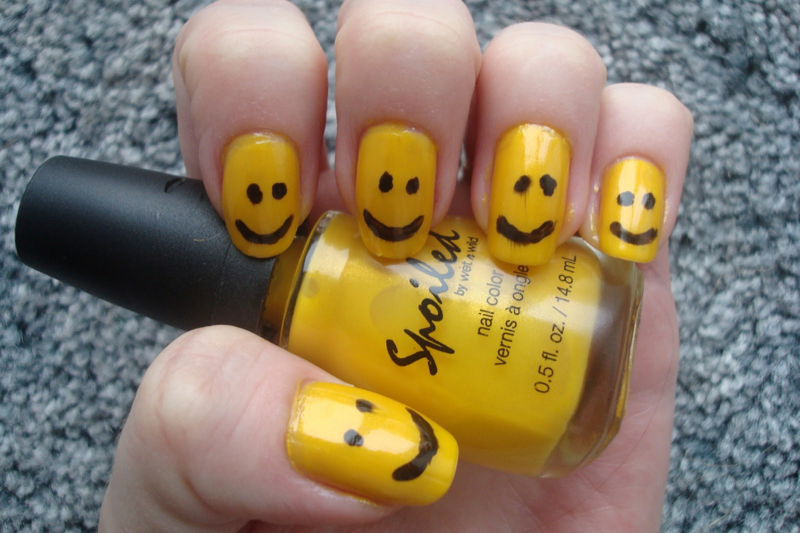 I Know Other Stuff: Wet \'n Wild Spoiled Nail Polish from CVS