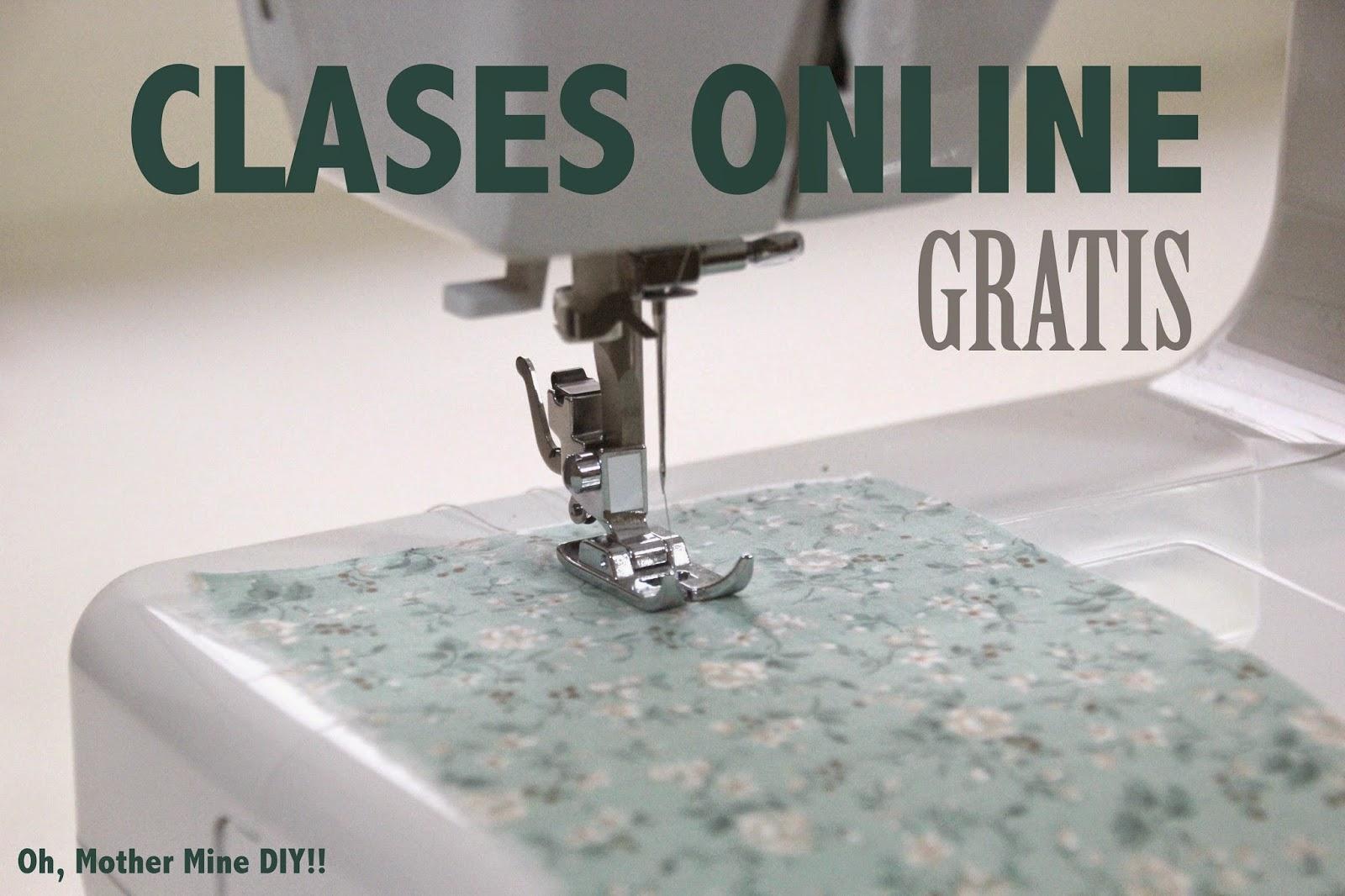 Clases de costura online gratis d oh mother mine diy for Curso de interiorismo online gratis