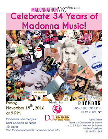Madonna Dance Party!
