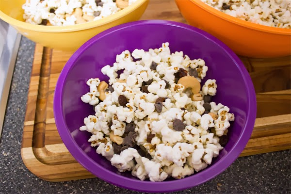 kettle corn trail mix
