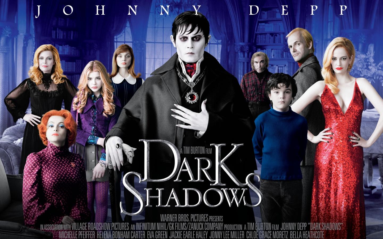Dark Shadows / Karanlık Gölgeler / 2012 / ABD / MP4 / TR Altayzılı