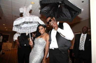 Simply Lavish Celebrity Wedding Toya Memphitz Get Married