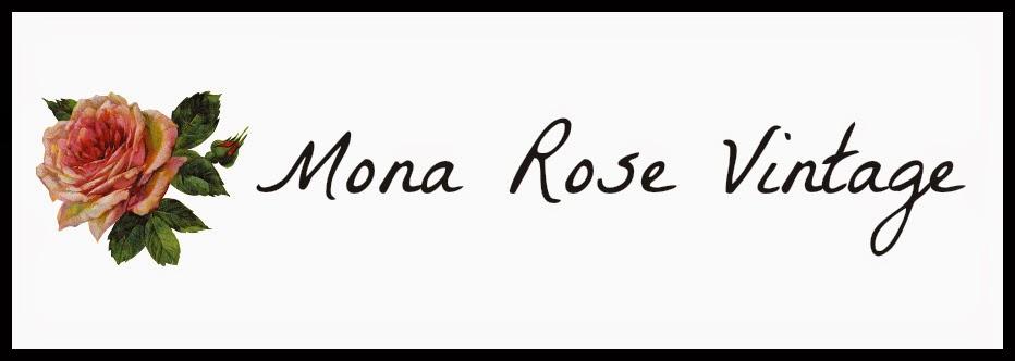 Mona Rose Vintage