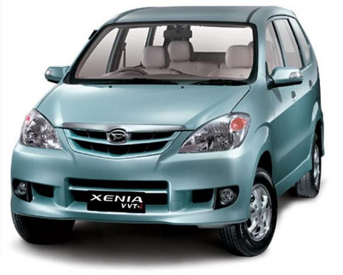 daihatsu xenia facelift car design. Black Bedroom Furniture Sets. Home Design Ideas
