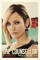 The Counsellor Cameron Diaz Malkina