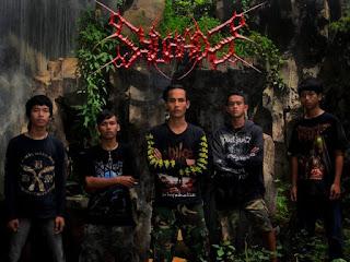Syuhada Band Death Metal cianjur Jawa Barat foto Logo Wallpaper