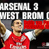 EPL: Arsenal 3-0 WBA / Post-Match