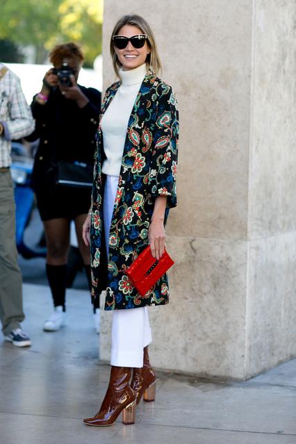 Cool Chic Style Fashion : Helena Bordon Instagram@helenabordon
