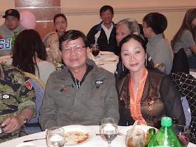 Anh Chị Mục Sư Nguyễn Văn Báu