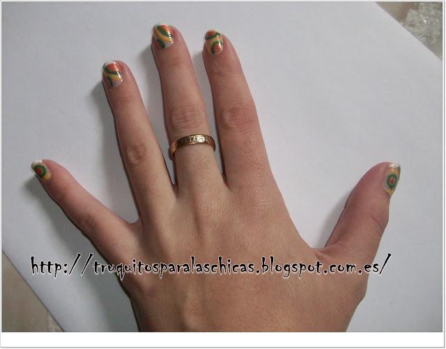 ensaladilla rusa manicura