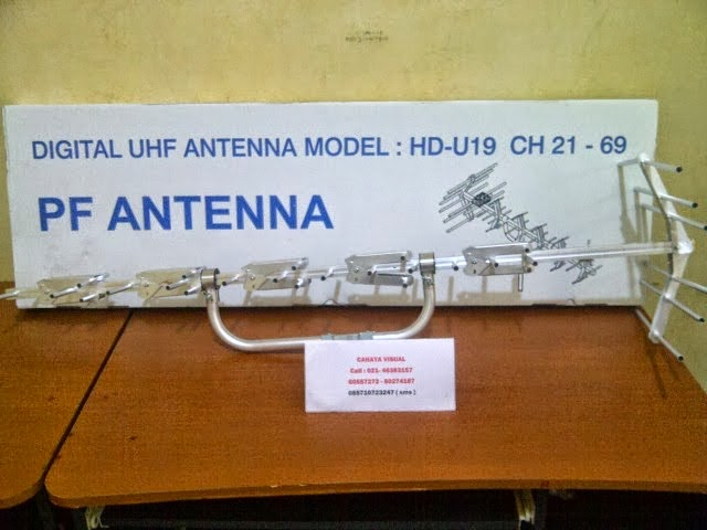 Antena Tv Yagi HD-19